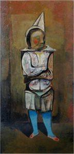 clown-oil-paint-on-canvas-by-mervyn-peake-1950s1